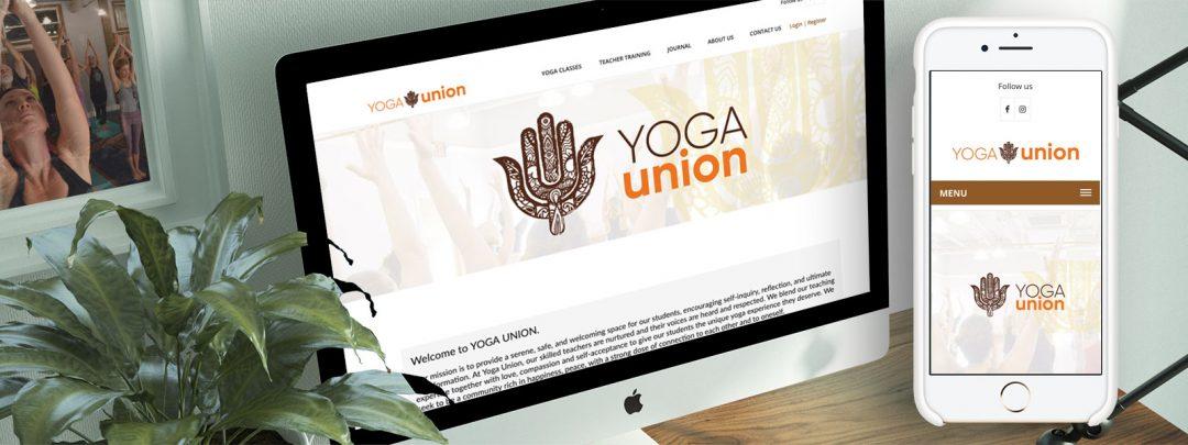 Yoga Union website
