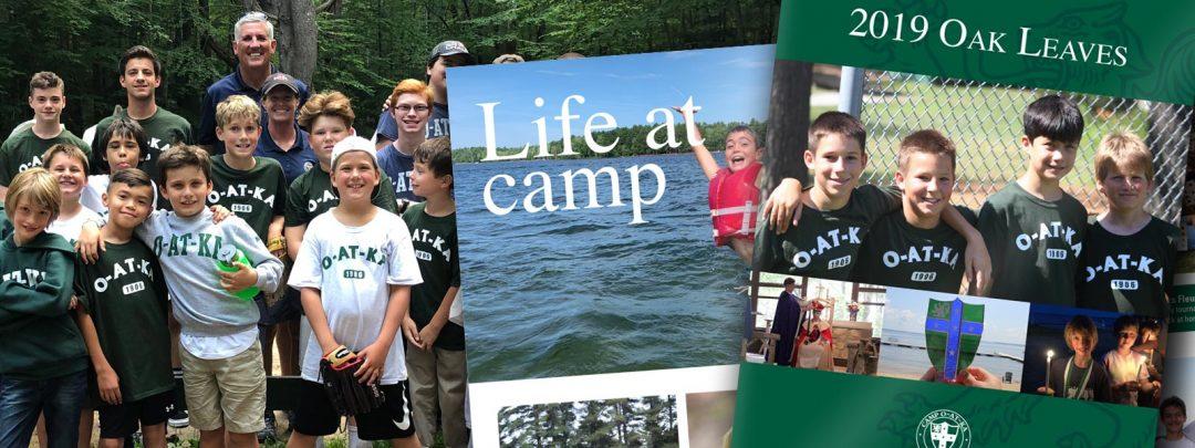 Camp O-AT-KA Oak Leaves
