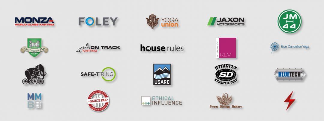 Stonepier designed logos