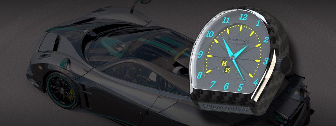 Pagani Huayra Ultimo Watch